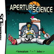 Aperture Science(Portal) DS HG, WP