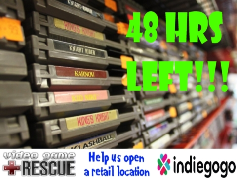 FINAL 48HRS! Campaign NEARLY FUNDED!