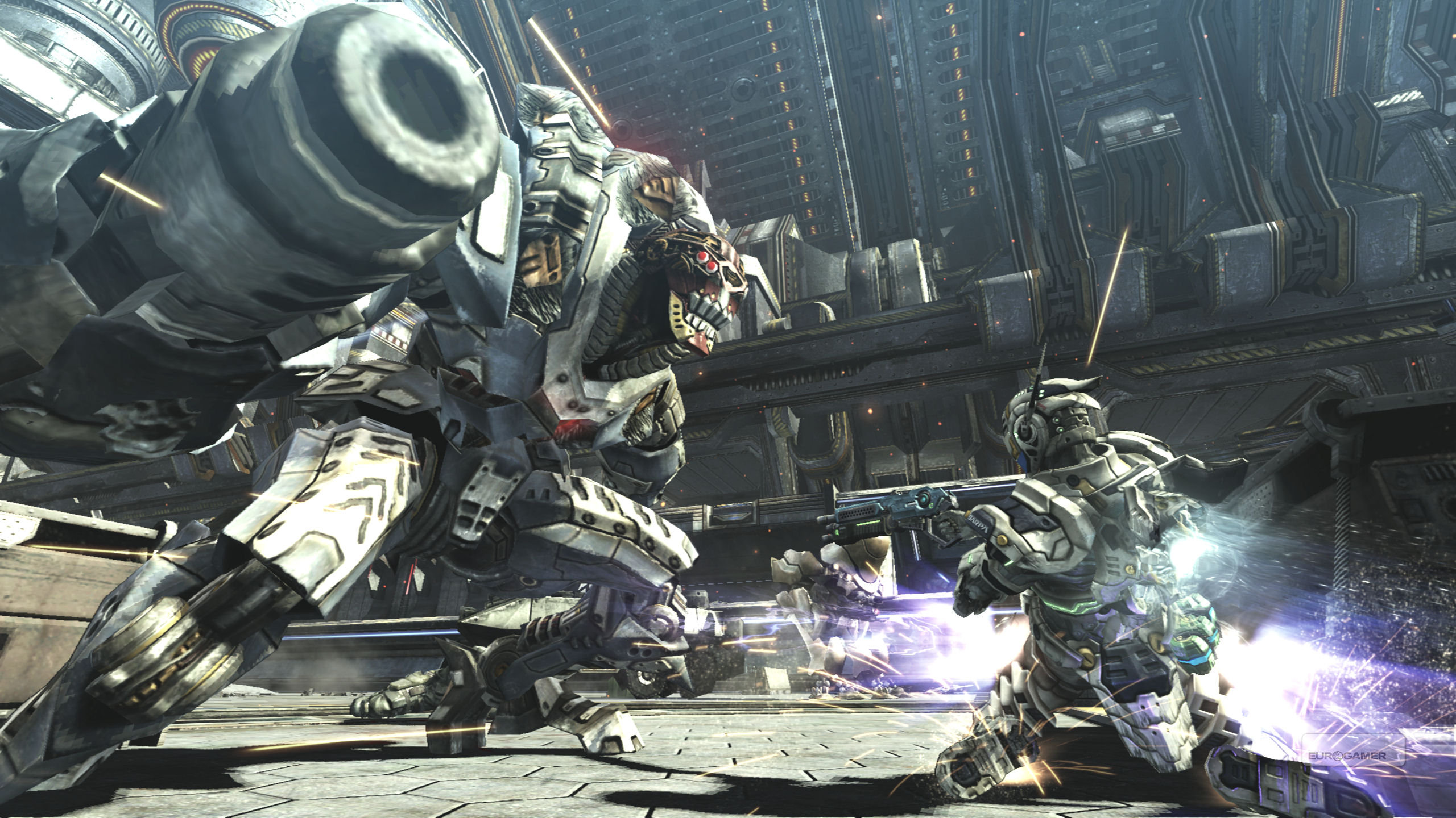 Vanquish (PS3) Review + Tips