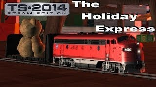 Review: The Holiday Express (Train Simulator 2014 Stand Alone DLC)