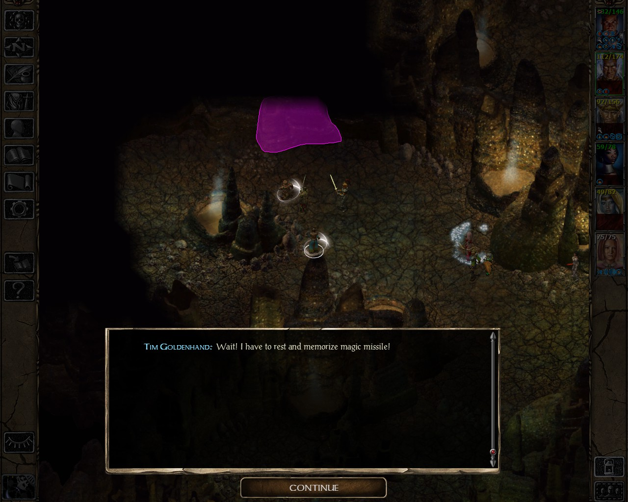 Baldur's Gate II: EE is the same Shadows of Amn you've known and loved
