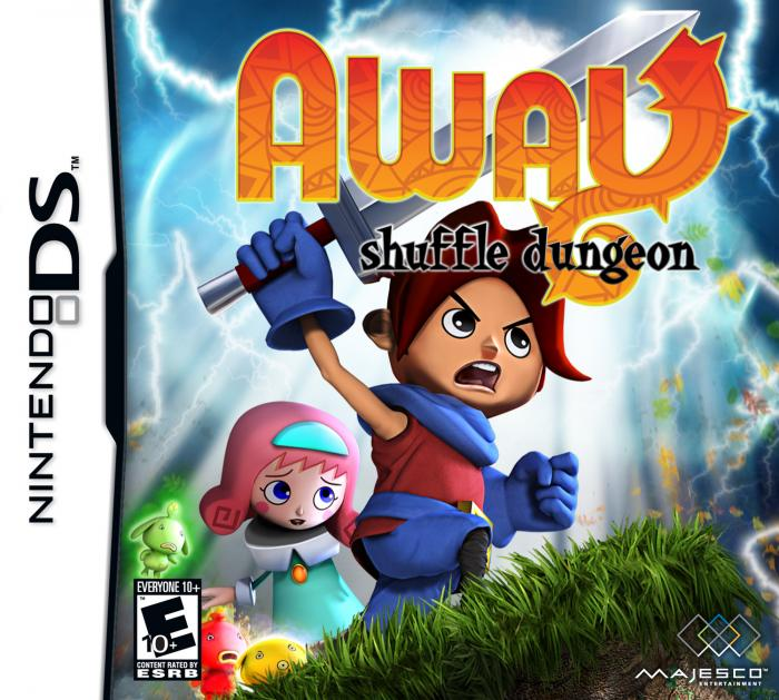 AWAY DS cover