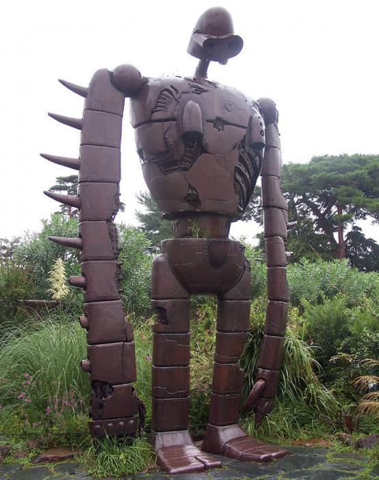 saddestrobot