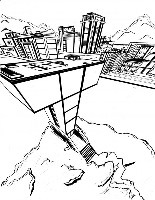 Storyboard class sketch