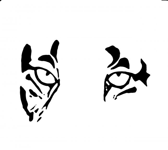 Stencil design 1