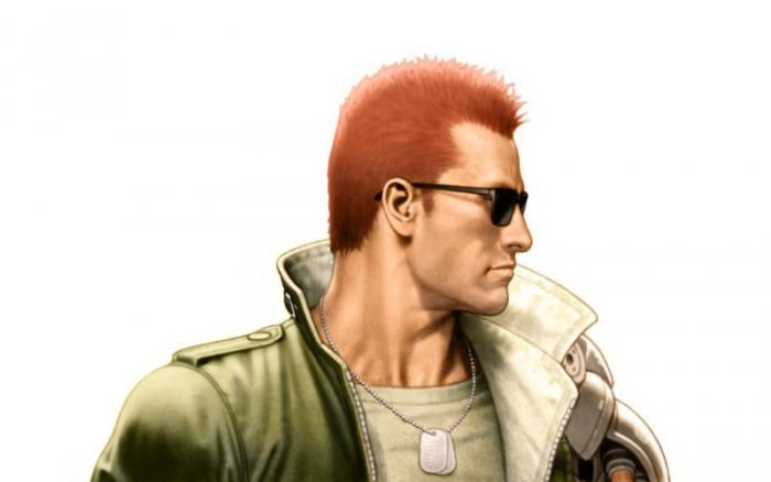 PSN Bionic Commando Rearmed Artwork