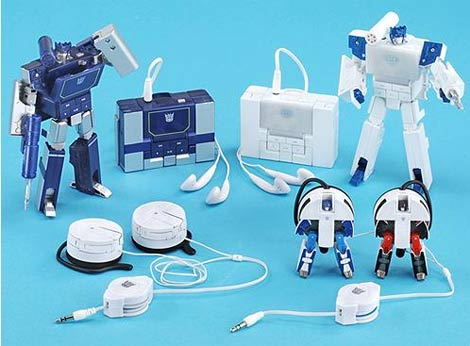 transformers mp3 player 2