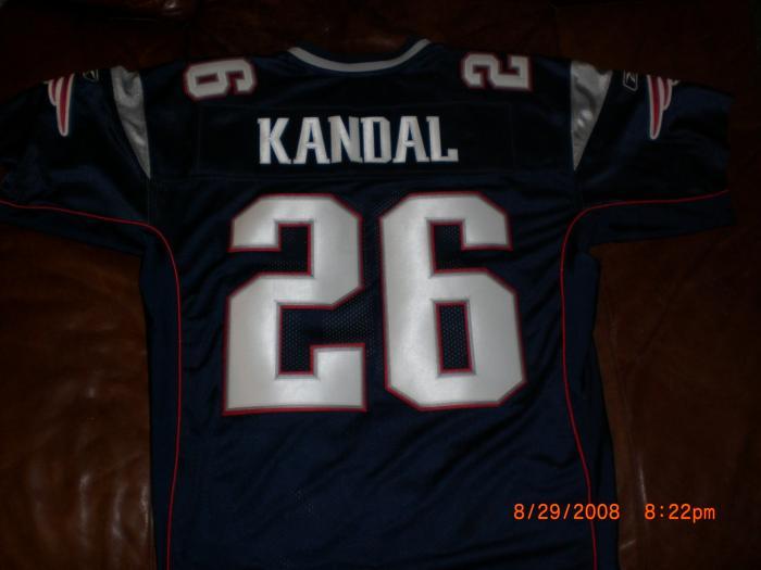 #26 - Kandal (Back)