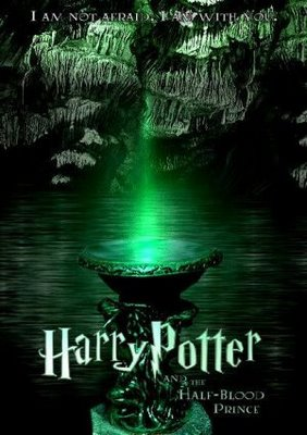 Harry Potter 6poster