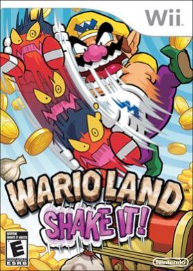 Wario Land Shake it US