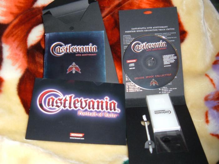 Castlevania Promo