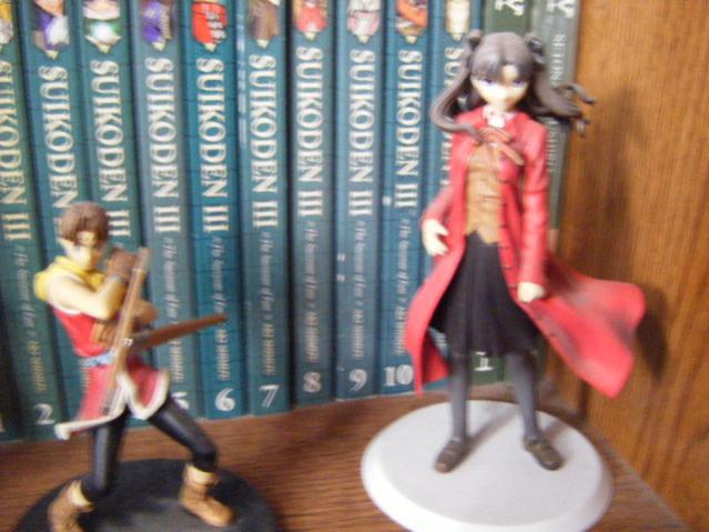 Suikoden - Hero 1 Fate / Night figure
