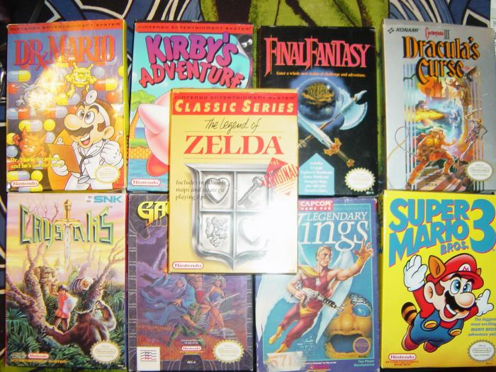 These were all in such good condition...