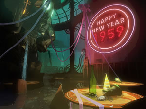 Bioshock  - Happy New Year 1959