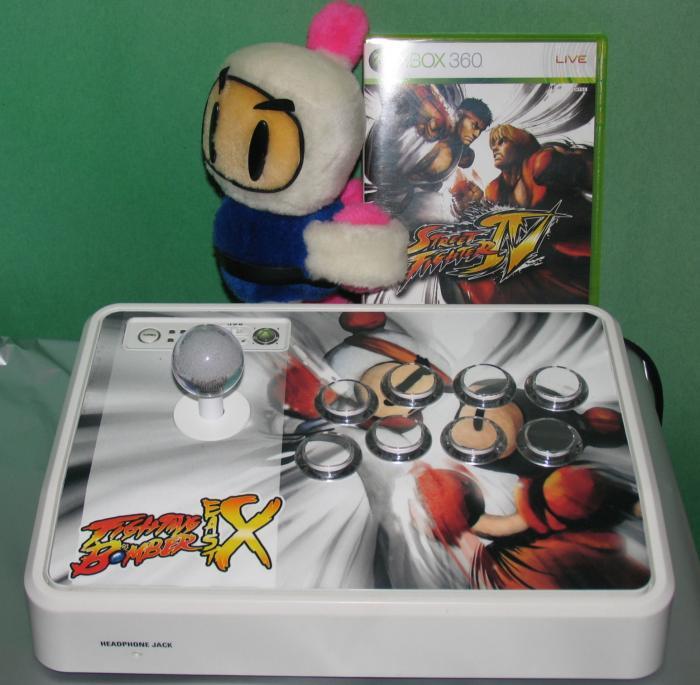 Bomberman SE stick front