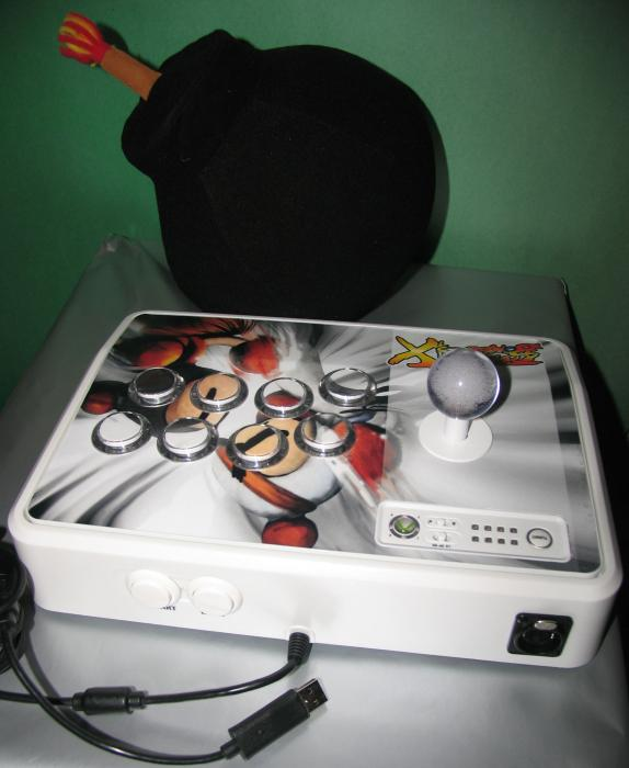 Bomberman SE stick back