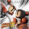Bomberman Street Fighter 4 cover