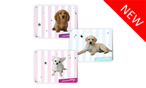 nintendogs greeting cards main