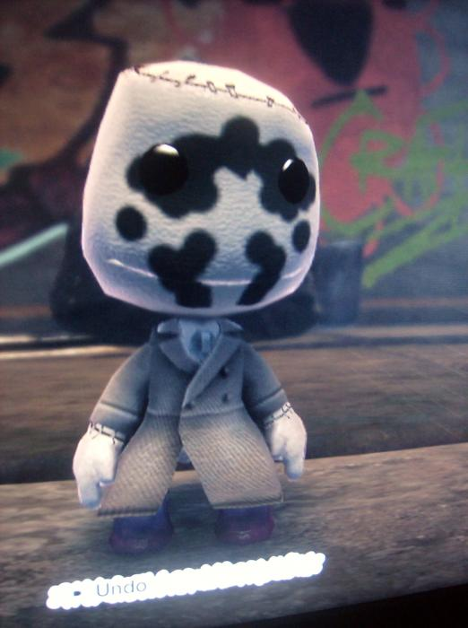 """The sackboys will look up and shout """"save us"""" and I will look down and say, """"lol""""."""