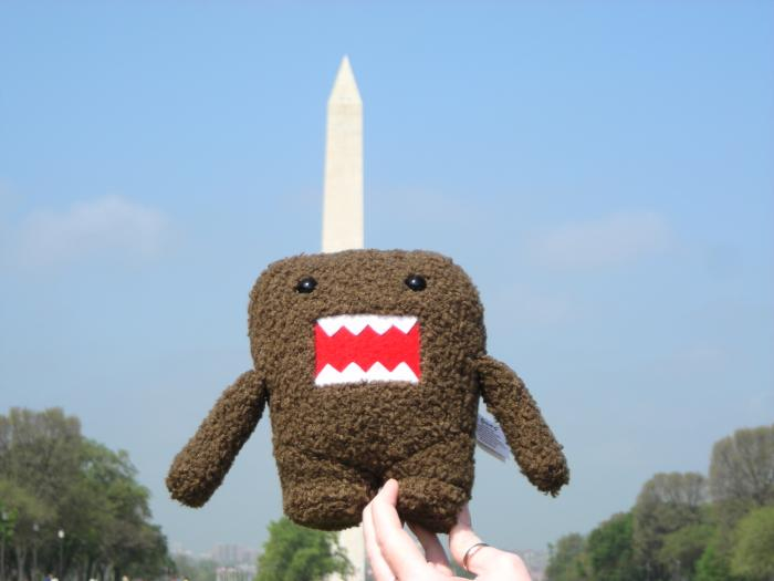 Domo Takes Over DC