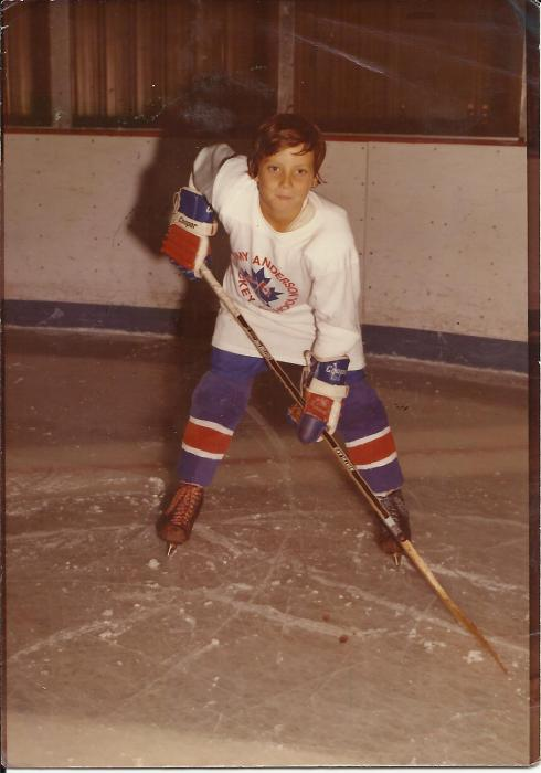 jimijumper @ Hockey School circa 1976-77