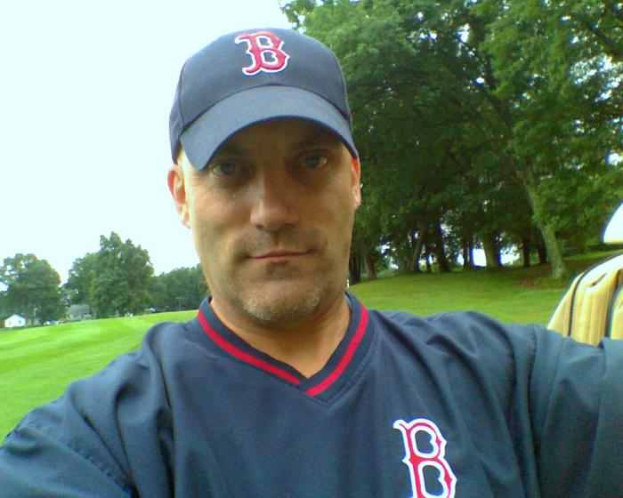 Golf & Red Sox!