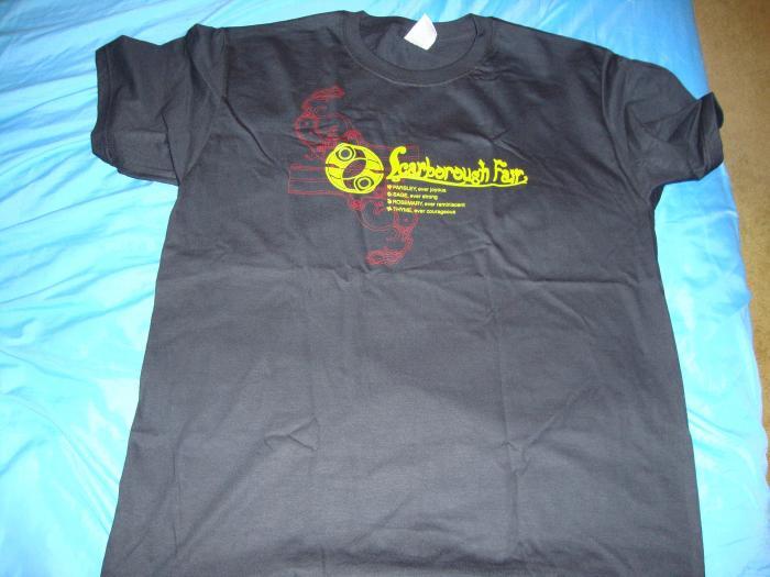 PA Bayonetta shirt - Front