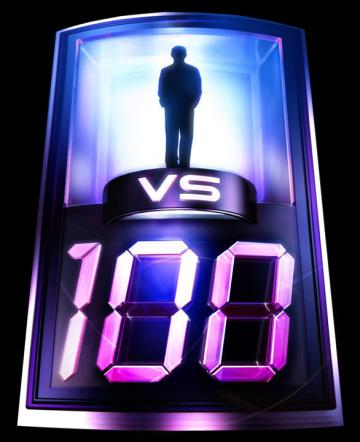1vs100 logo blk