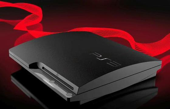 PlayStation 3 Slim Sony PS3