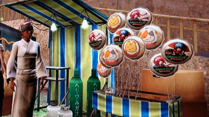 IREM Festival - Balloon kiosk