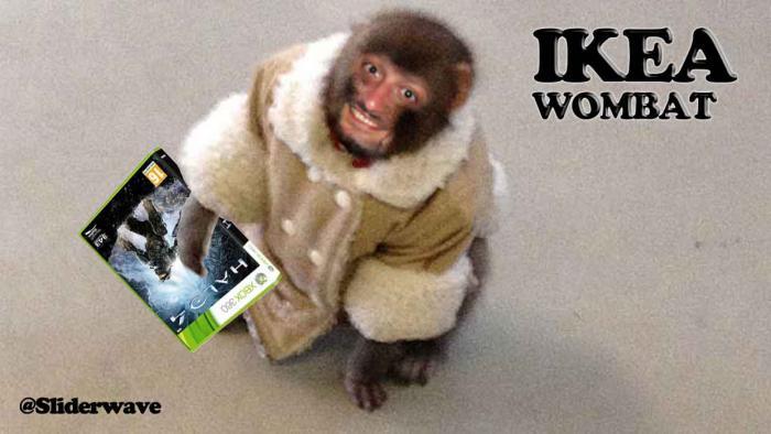 ikea wombat