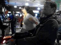 metaBen at NYC Chinatown arcade/fair