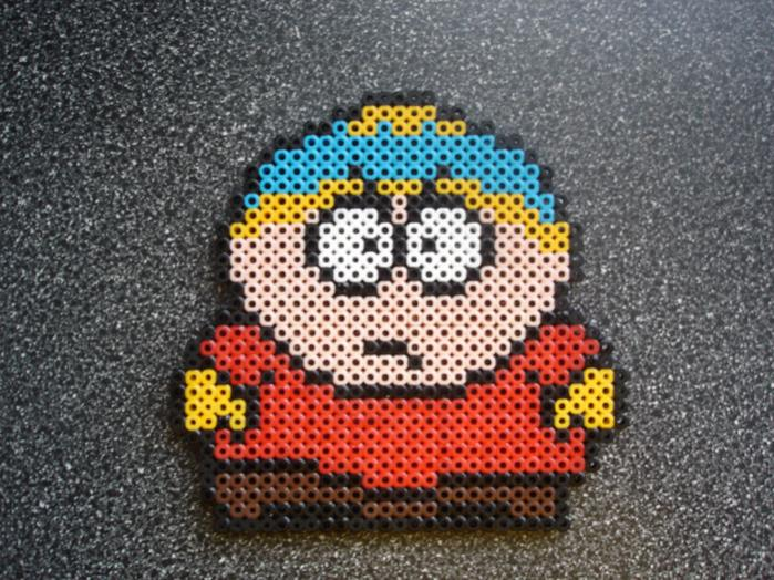 Eric Cartman from South Park.