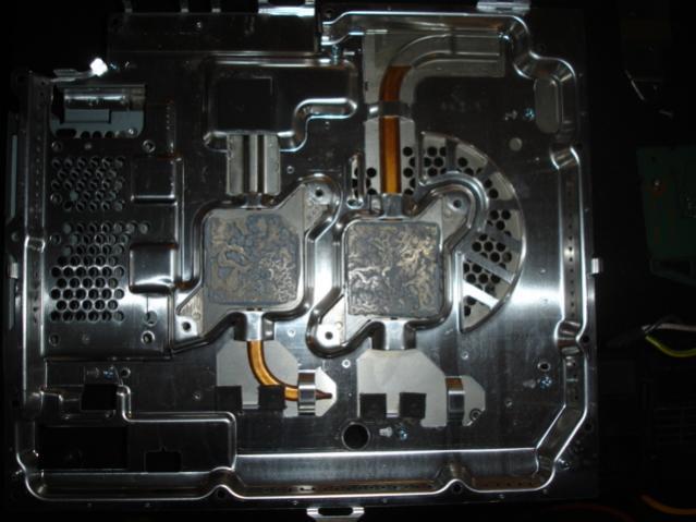 PS3 Heatsink