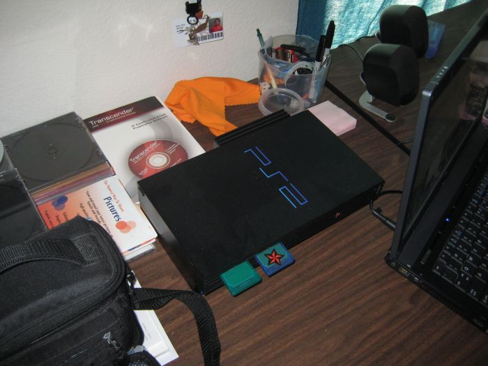 I don't know what to do with my Retired consoles.  The PSOne, now the PS2 (HDD Modded) and my old SMS..  It makes me sad to see them gathering dust.