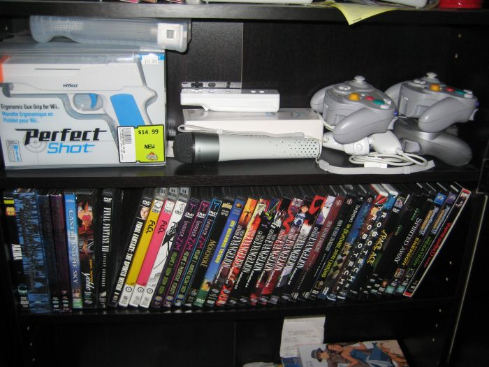 More Wii stuff
