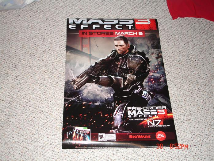 ME3 Poster