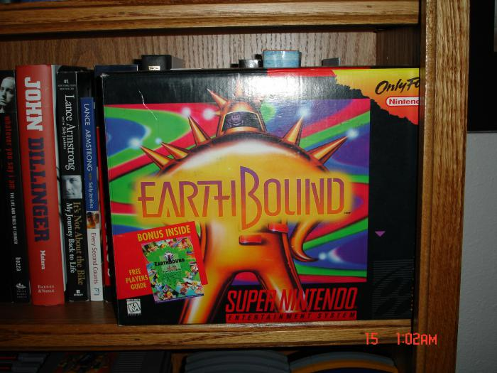 Earthbound!!!