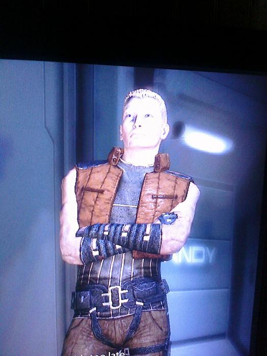 My Shepard