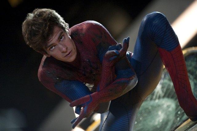 amazing spider man new trailer spins andrew garfield 2012