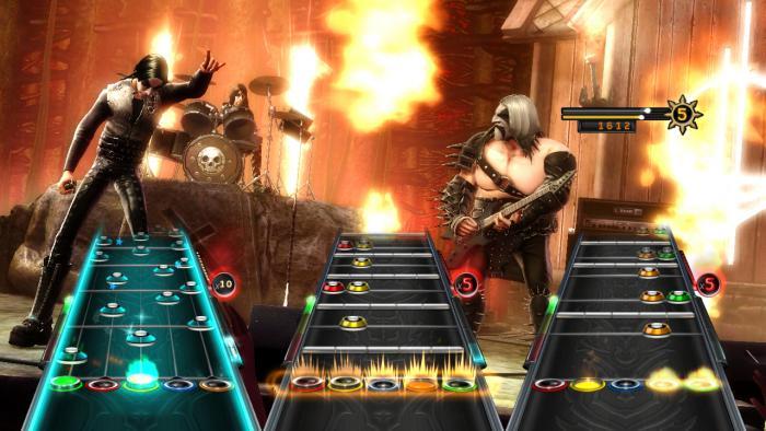 Guitar Hero Warriors of Rock   Image 3