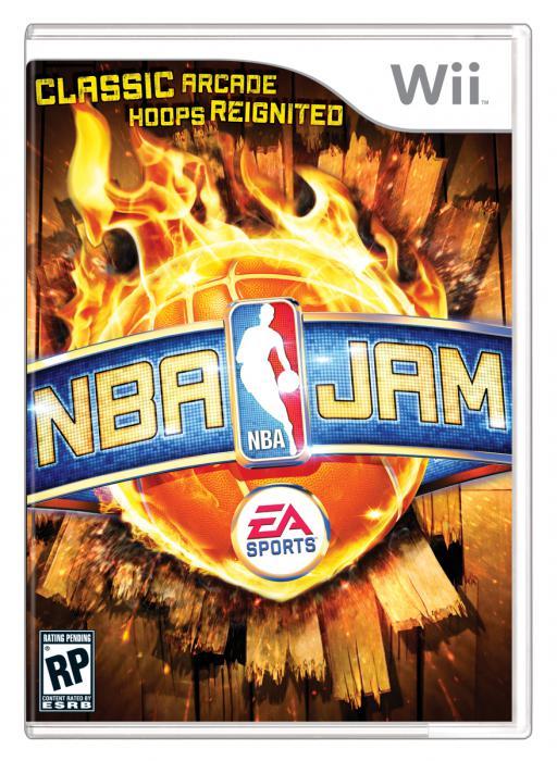 NBA Jam   Cover