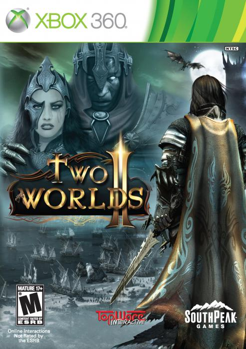 Two Worlds 2    Cover