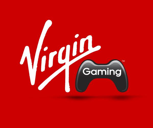 VirginGamingLogo WhiteScript