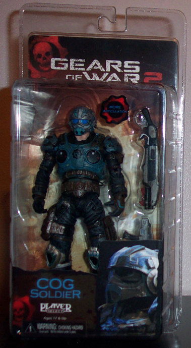COG Soldier - Series 5