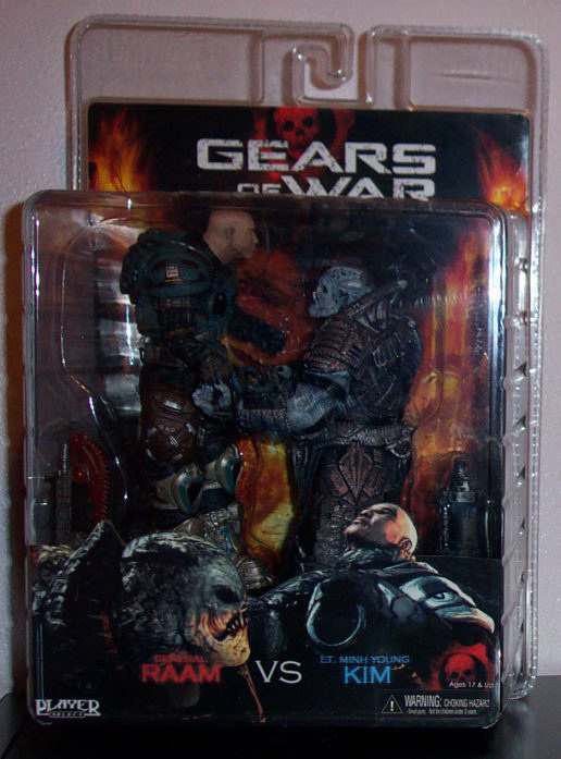 General Raam vs. Lt. Minh Young Kim - 2009 Two Pack