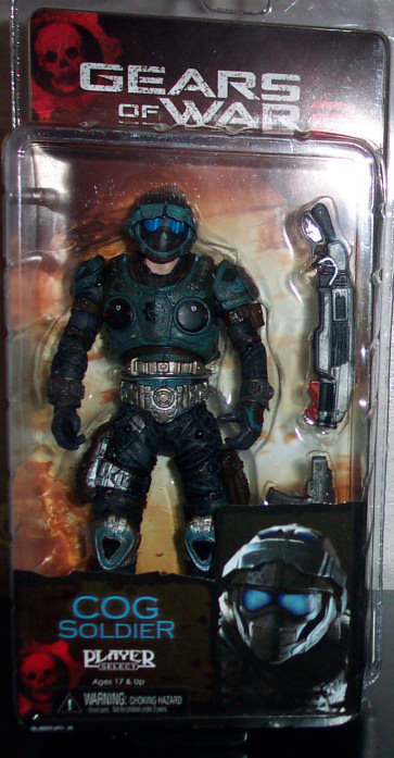 Series 6   COG Soldier