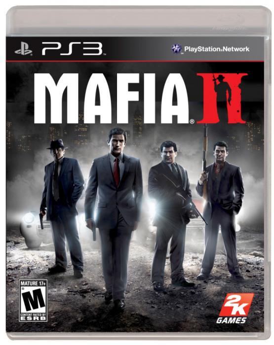 Mafia 2 Cover Art