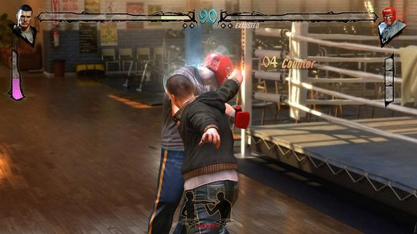 Fighters Uncaged Screenshot (3)
