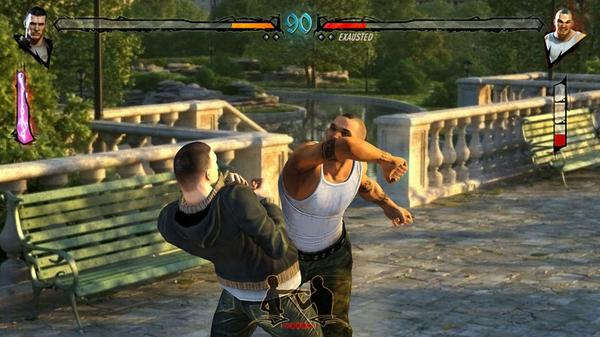 Fighters Uncaged Screenshot (2)